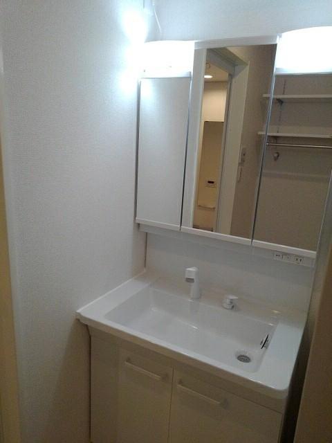 ブレイブA 202号室の風呂