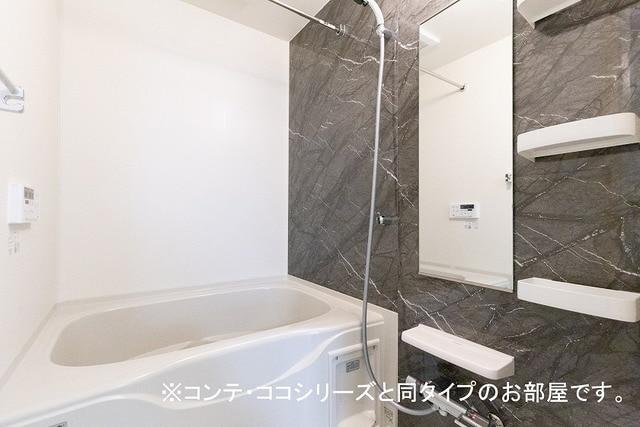 ブレイブC 103号室の風呂