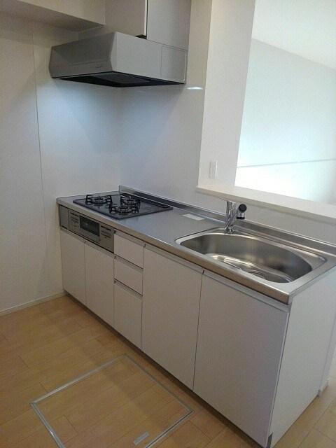 エスペランサ 105号室のキッチン