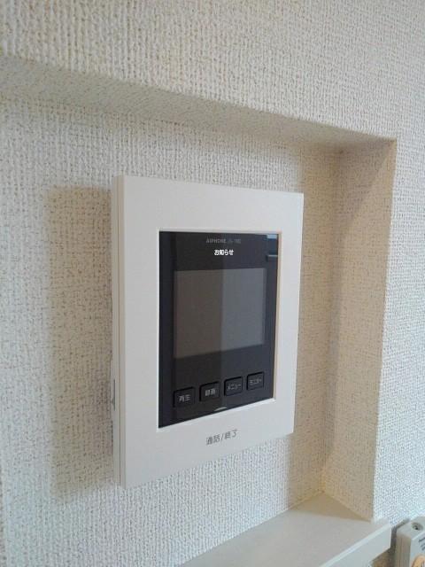 フォレスト 横須賀 108号室のバルコニー