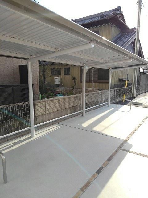 フォレスト 横須賀 108号室の収納