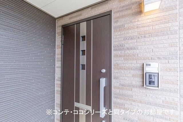 フォレスト 横須賀 202号室のエントランス