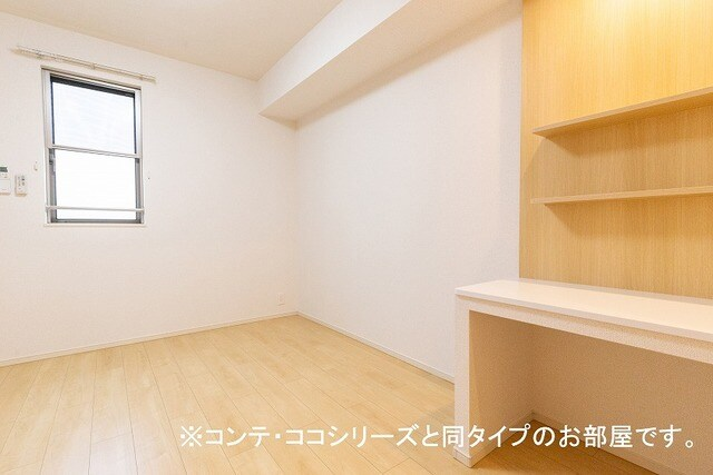 フォレスト 横須賀 202号室のベッドルーム