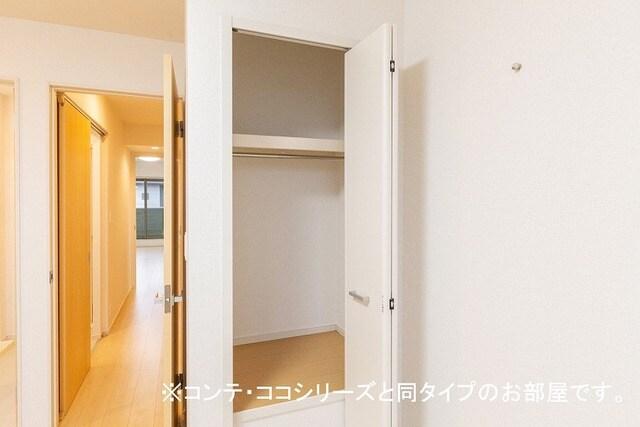 フォレスト 横須賀 202号室の収納