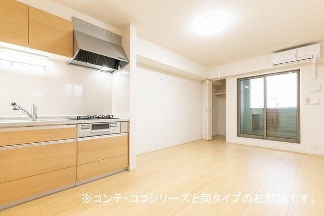 フォレスト 横須賀 206号室のキッチン