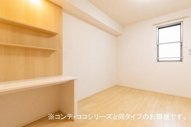 フォレスト 横須賀 206号室のリビング