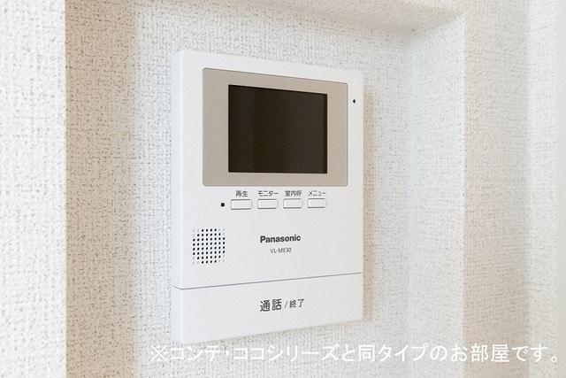 フォレスト 横須賀 206号室のセキュリティ