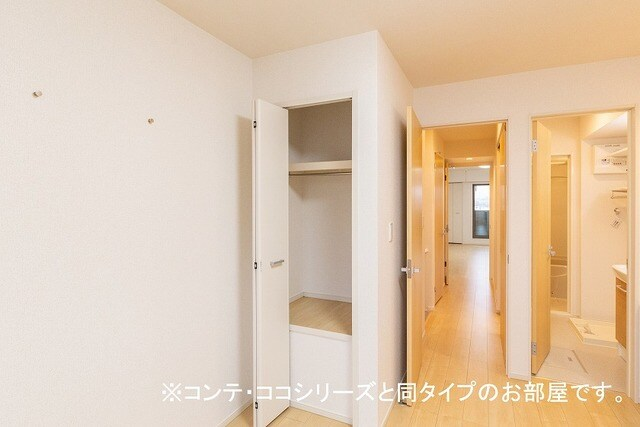 フォレスト 横須賀 206号室の収納