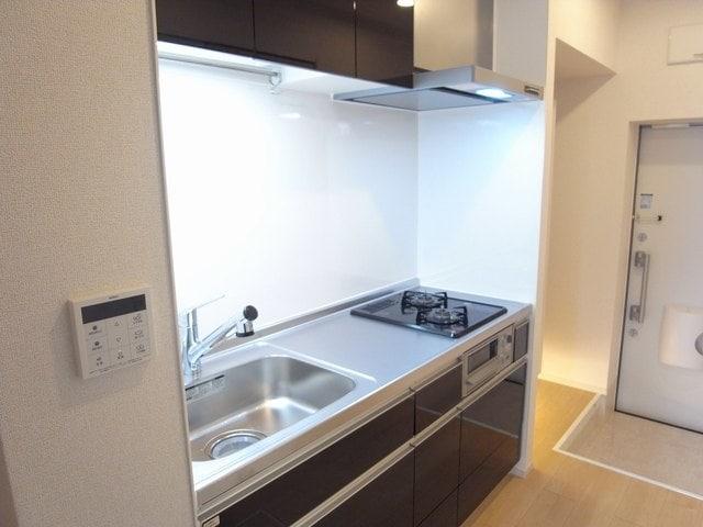パティオ・デ・マルタ 102号室のキッチン