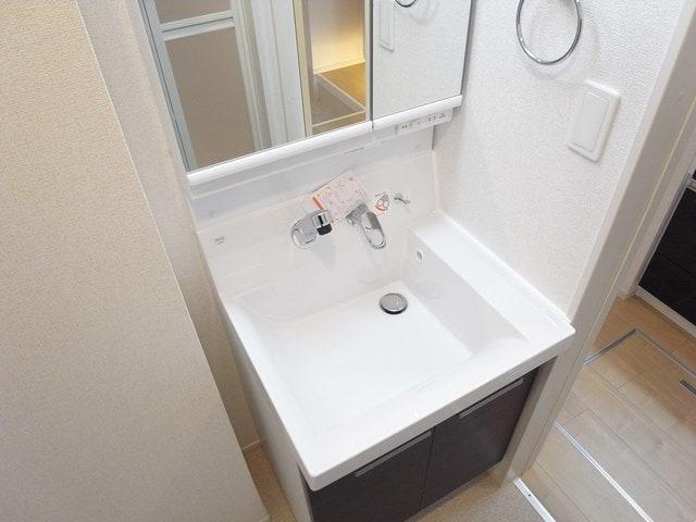 パティオ・デ・マルタ 102号室の洗面所