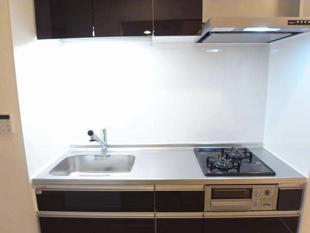 パティオ・デ・マルタ 103号室のキッチン