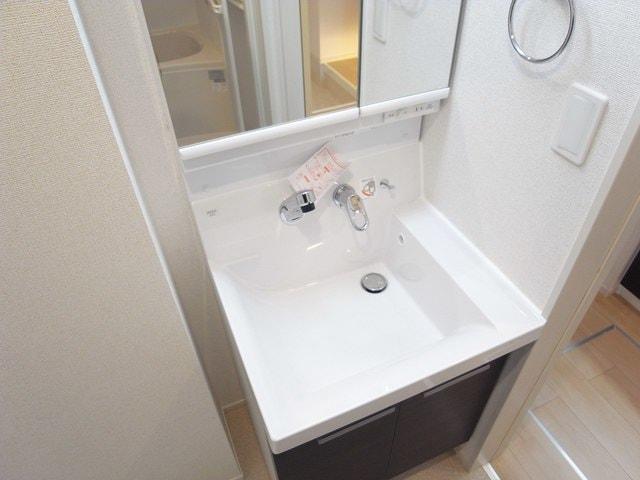 パティオ・デ・マルタ 103号室の洗面所