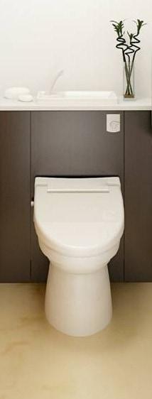 メゾン Shinka 201号室のトイレ