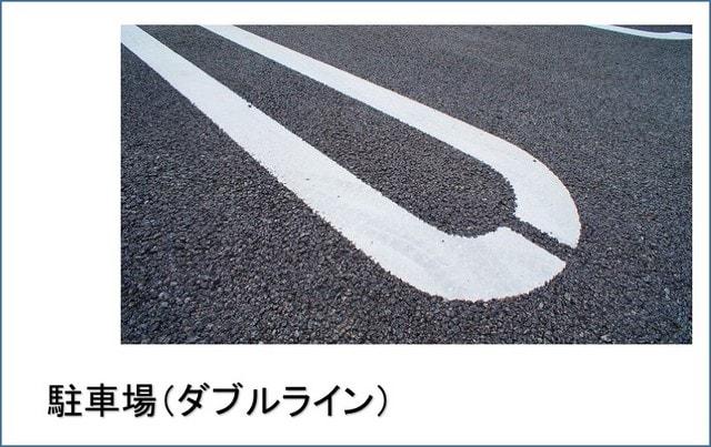 メゾン Shinka 201号室の駐車場
