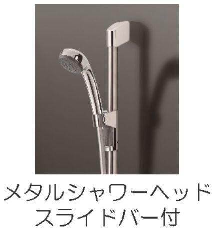 メゾン Shinka 302号室の風呂