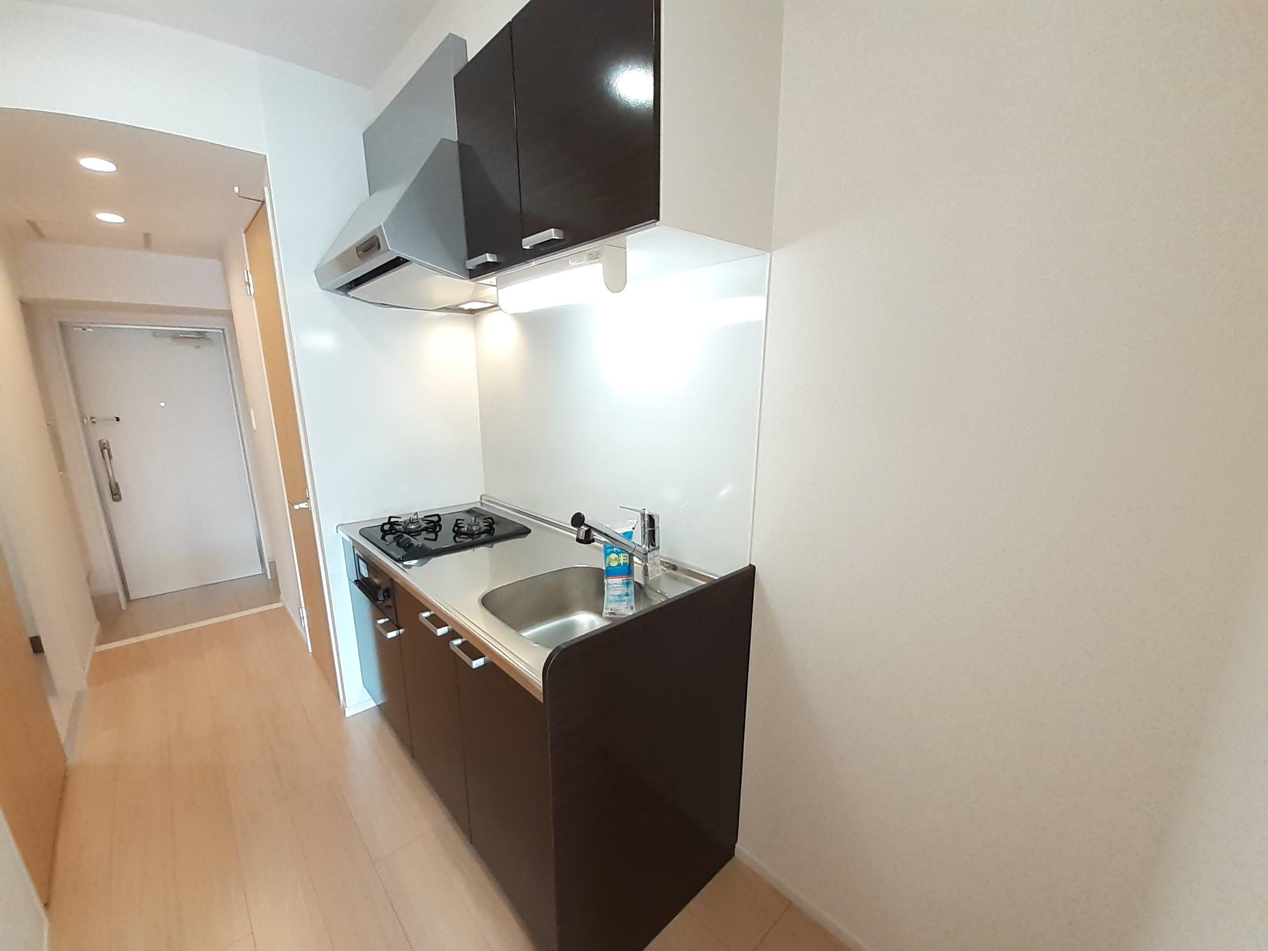 メゾン Shinka 801号室のキッチン