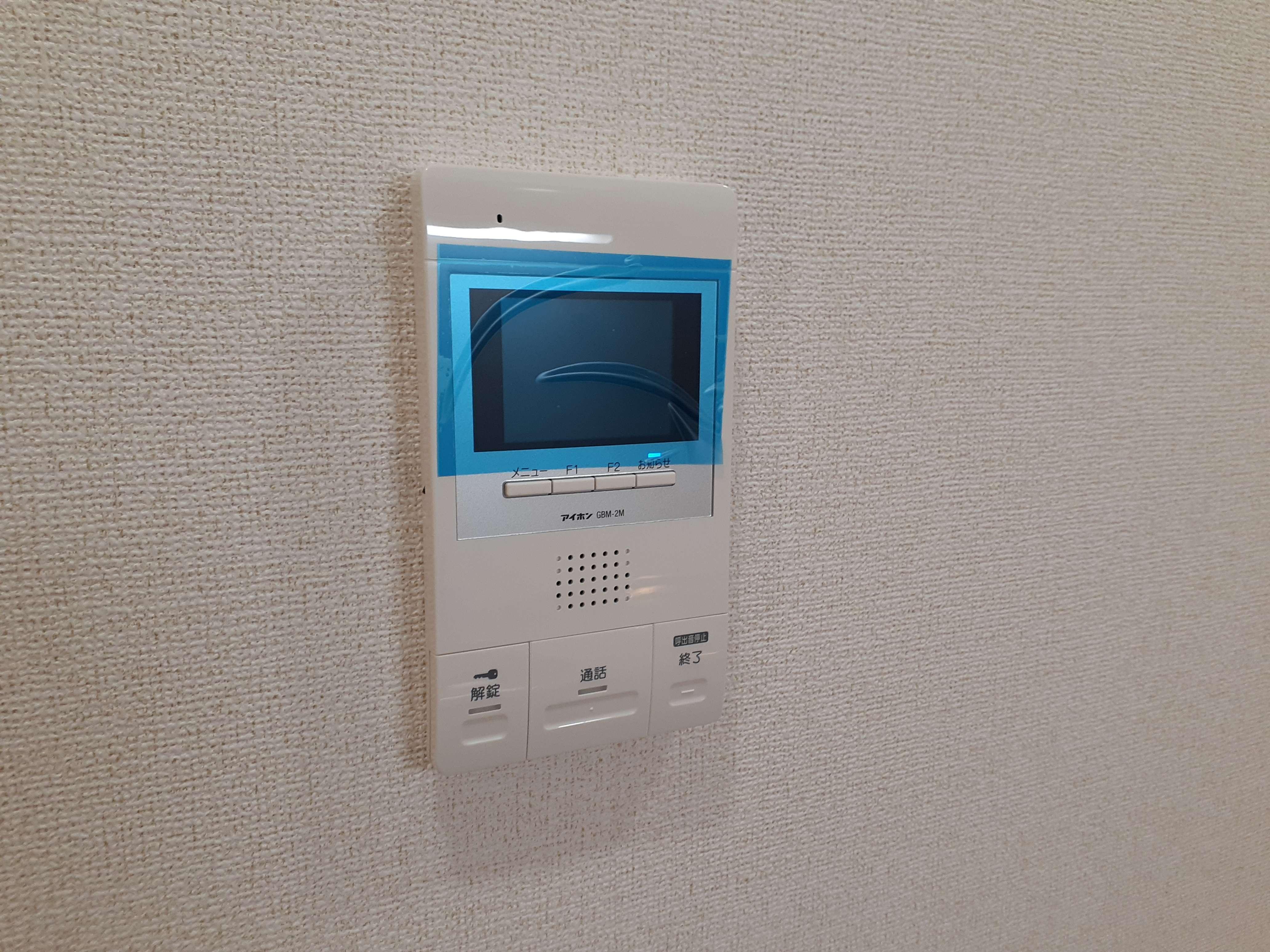 メゾン Shinka 801号室の玄関