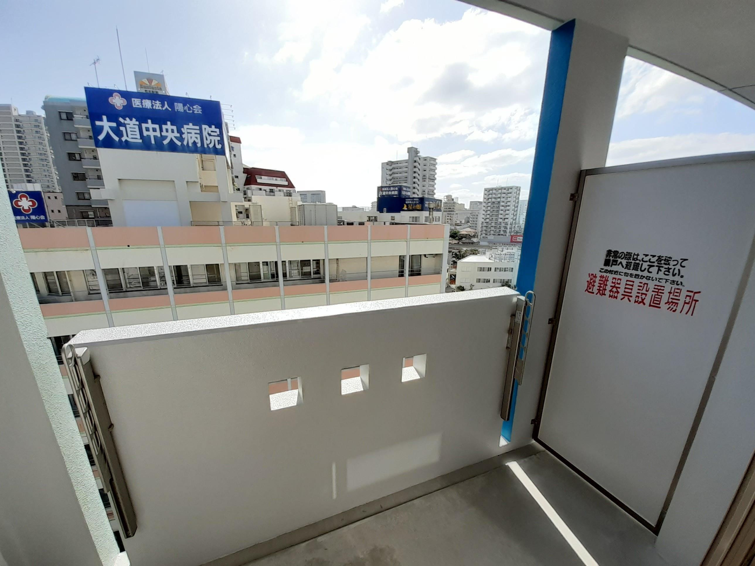 メゾン Shinka 801号室の収納