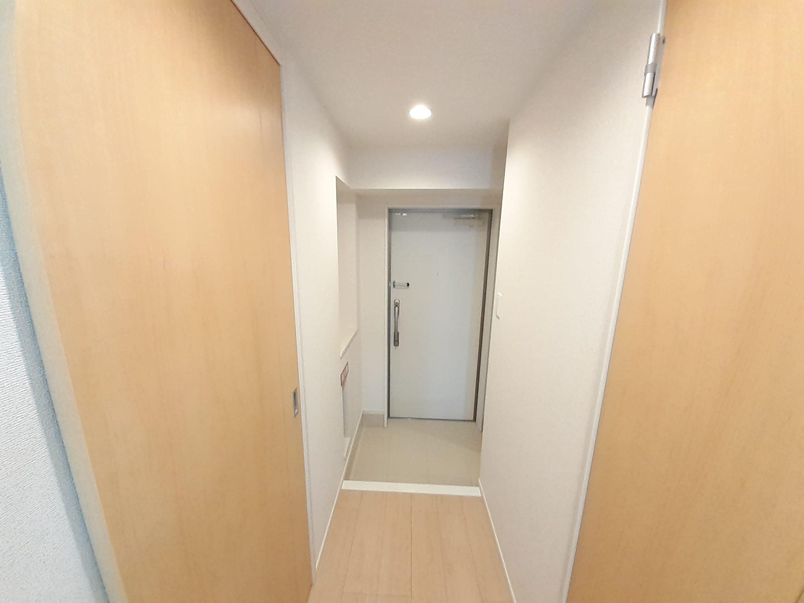 メゾン Shinka 902号室の玄関