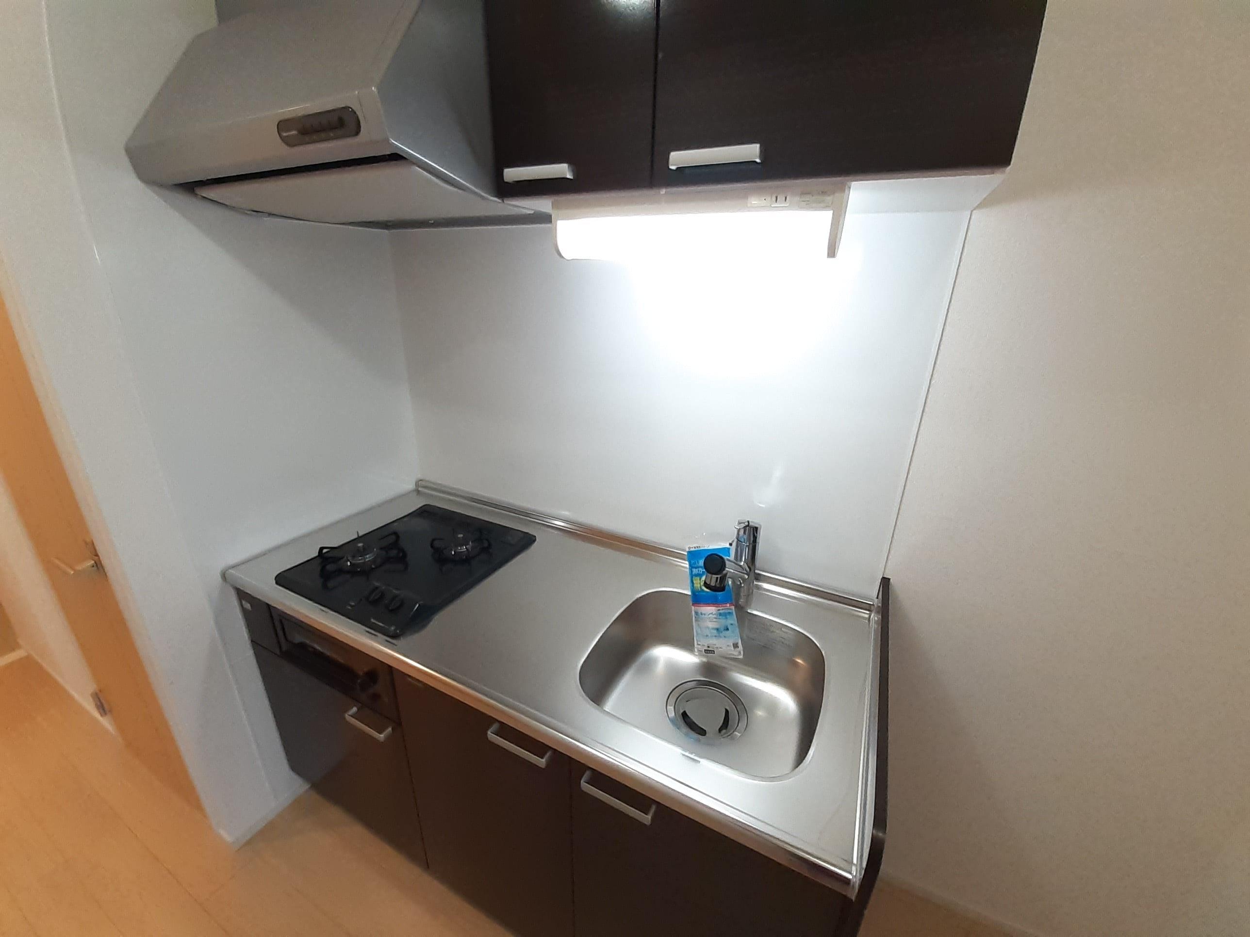 メゾン Shinka 1002号室のキッチン