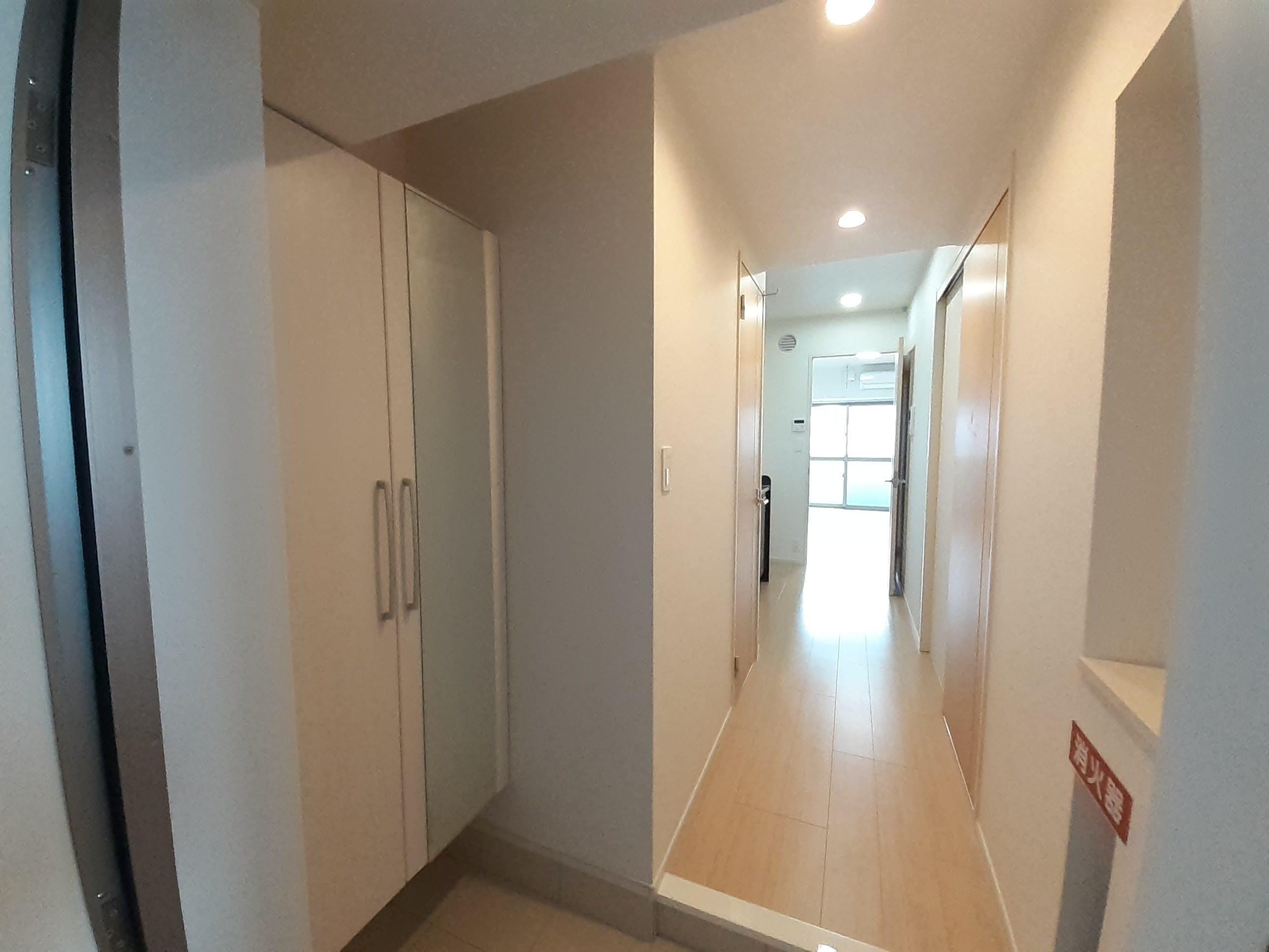 メゾン Shinka 1002号室の玄関