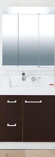 ブルックサイド安里 605号室の洗面所