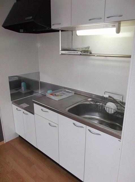 グリシーヌ湘南 202号室のキッチン