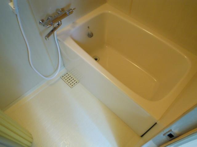 コーポオリンピア 203号室の風呂
