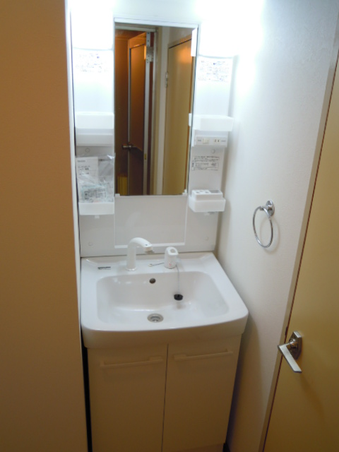 コーポオリンピア 203号室の洗面所