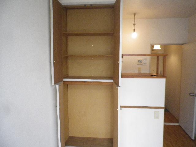 ピアマイン勝山 202号室の収納