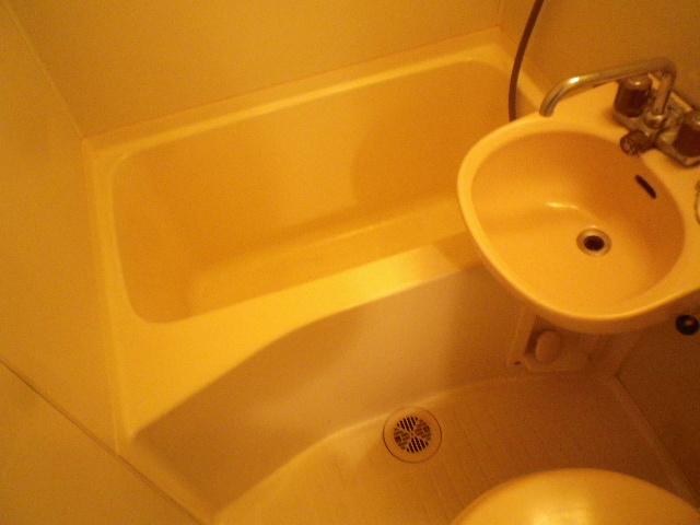 ピアマイン勝山 202号室の風呂