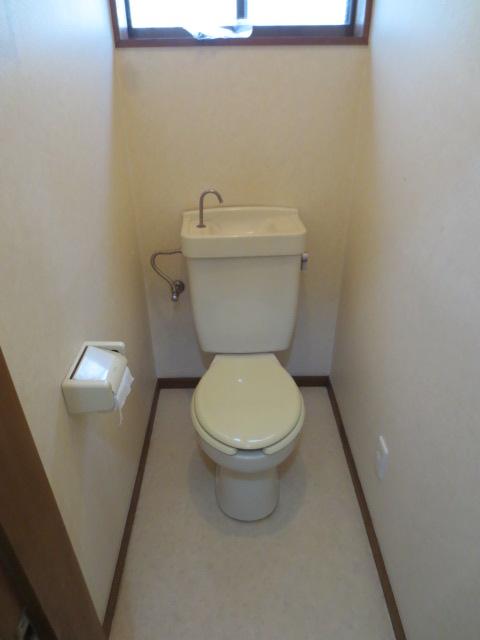 第2昌永コーポのトイレ
