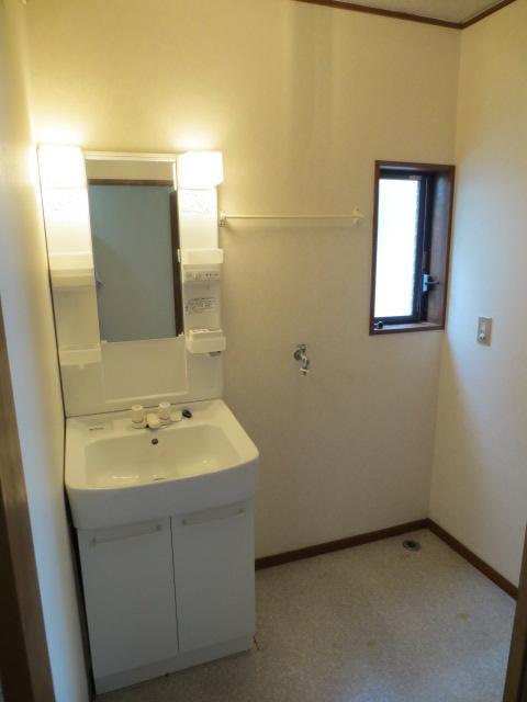 第2昌永コーポの洗面所