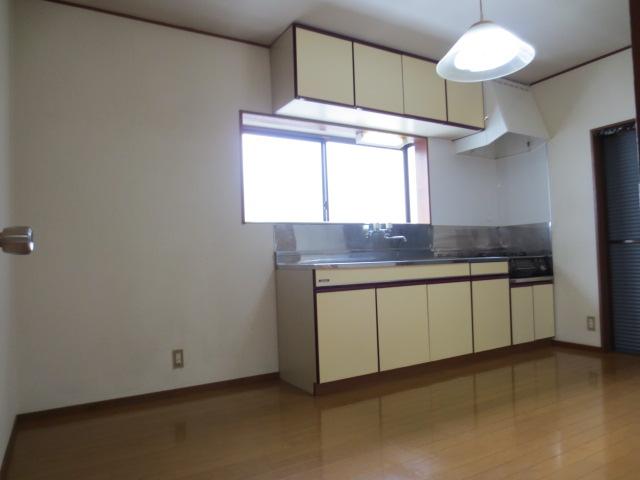 第2昌永コーポのキッチン