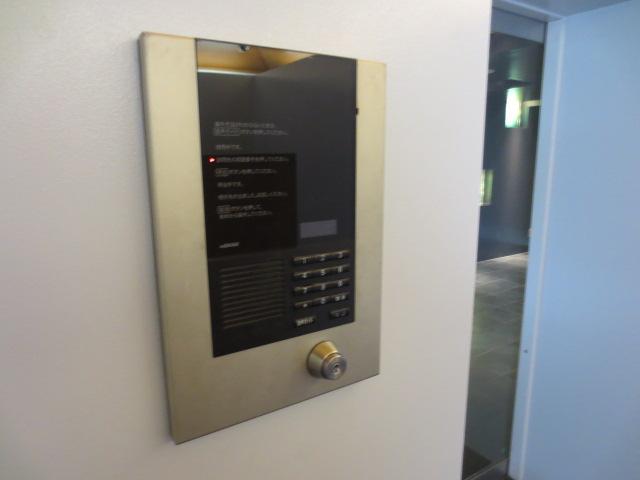 アクアタウンイーストⅡ 603号室のセキュリティ