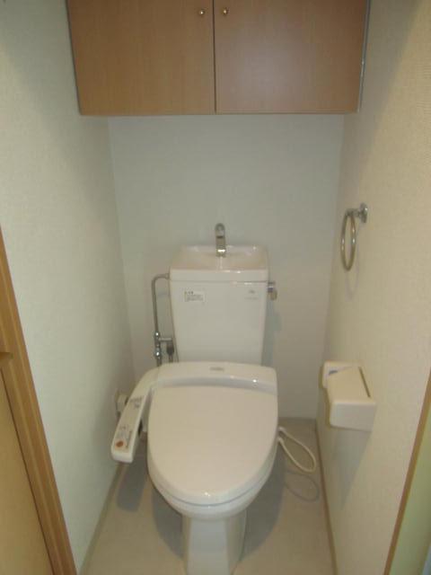 アクアタウンイーストⅡ 603号室のトイレ