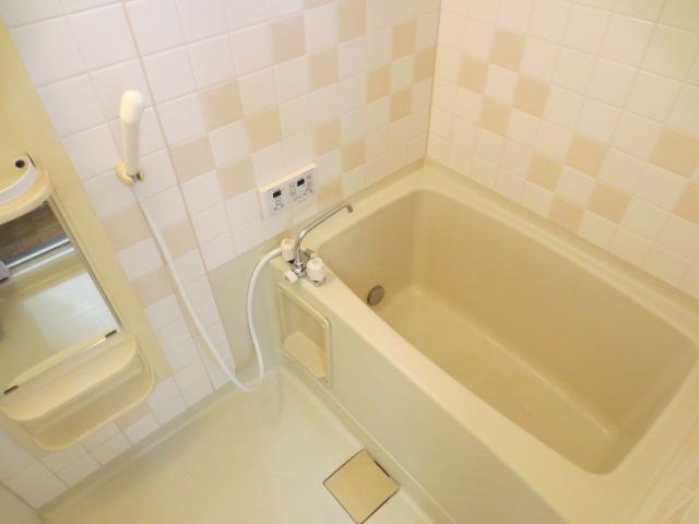 グリーンヒル新宿 202号室の風呂