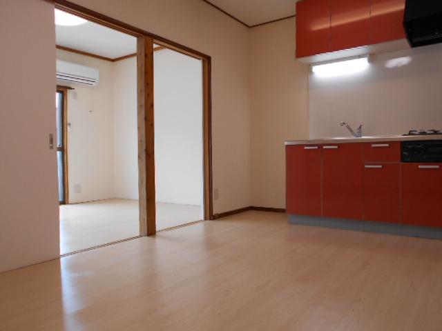 フラワーコーポ 202号室のその他