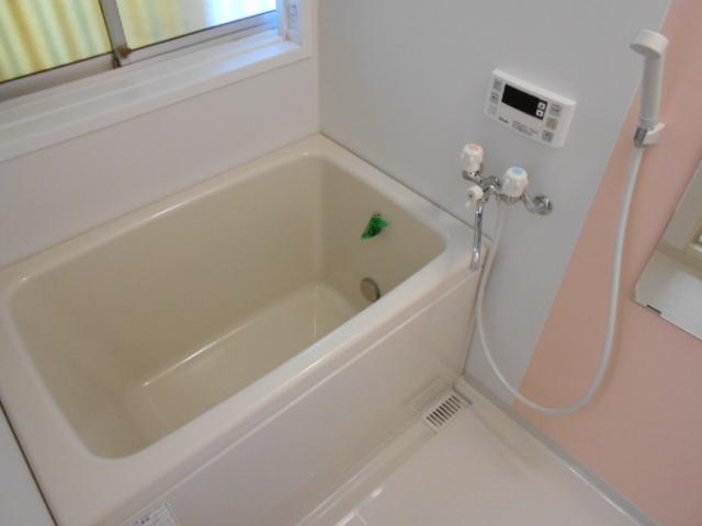 フラワーコーポ 202号室の風呂