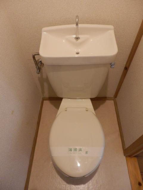エスポワール元町Ⅱ 207号室のトイレ
