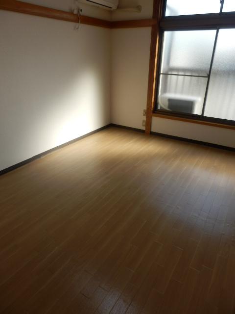 エスポワール元町Ⅱ 207号室のベッドルーム