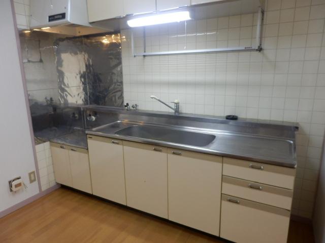第2武笠ビル 306号室のキッチン
