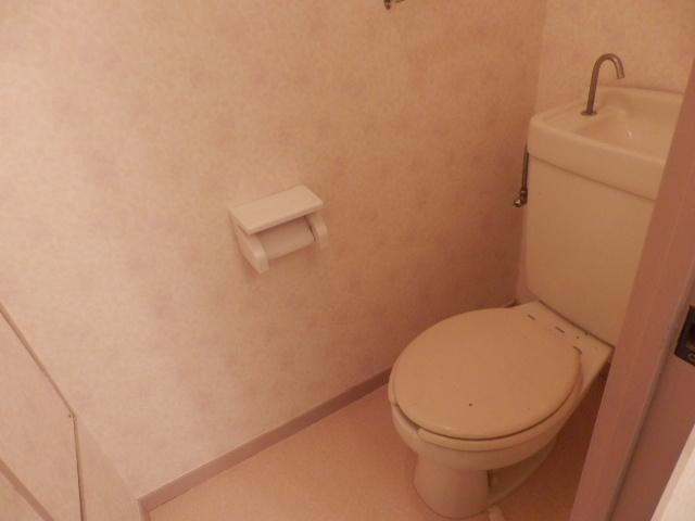 第2武笠ビル 306号室のトイレ