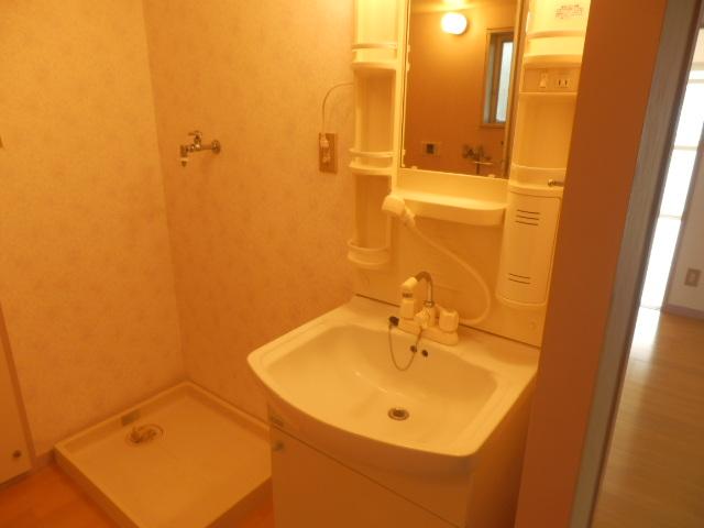 第2武笠ビル 306号室の洗面所