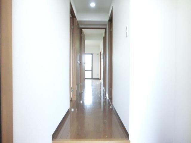 新田第11ビル 502号室の玄関