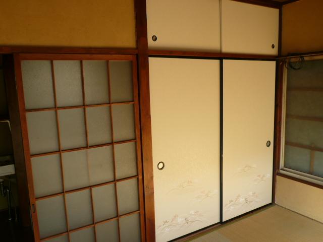 石田様 借家3号棟の居室