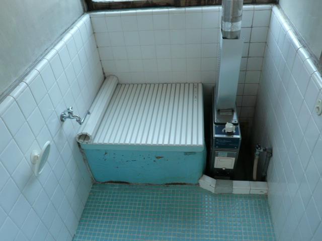 石田様 借家3号棟の風呂