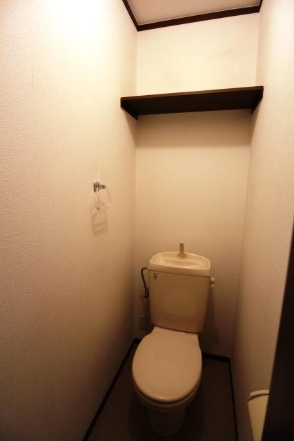 ジルメゾン神明 301号室のトイレ