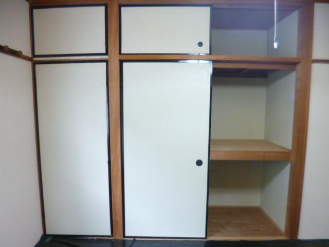 パークマンション 305号室の収納