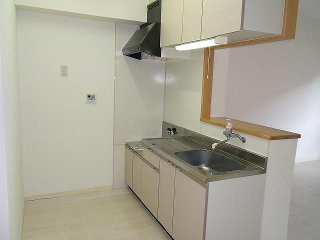サザンハウスNANREI 306号室のキッチン